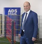 Geschäftsführer Oliver Schake