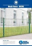 Ds Mesh Fence MICHL