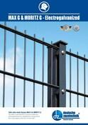 Ds Mesh Fences Electrogalvanized